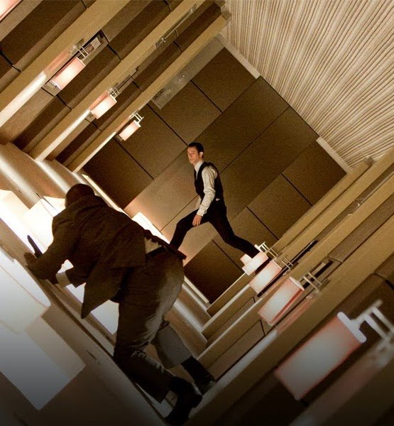 inception corridor fight scene 24 Things You Didn't Know About The X-Men Films